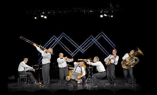 Blue Wonder Jazz Band