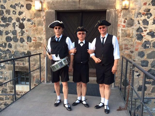 Zwinger Trio Burg Stolpen