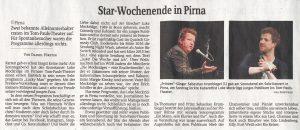 Sächsische Zeitung, 10. Januar 2017