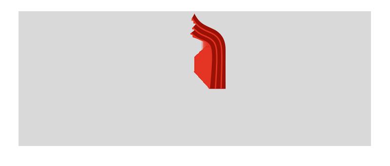 Logo des Tom Pauls Theaters Pirna